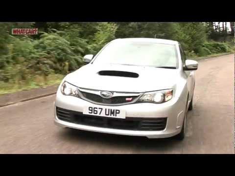 Subaru Impreza WRX STi review - What Car?