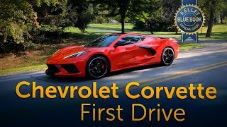 Chevrolet Corvette (C8) 2019 - dabar
