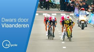 Dwars Door Vlaanderen 2019 | Men's Highlights | InCycle