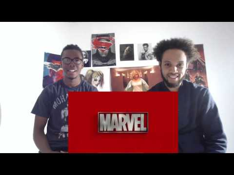 Marvel's Cloak and Dagger Trailer Reaction