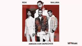 Reik, Maluma - Amigos Con Derechos