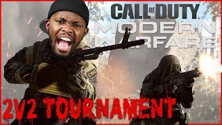 Call of Duty PROS Join The Tourney And Clap Cheeks! Can Anyone Stop Them?!