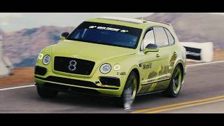 YouTube Video zHyZG7O12Uc for Product Bentley Bentayga & Bentayga Speed Crossover SUV (Facelift 2020) by Company Bentley Motors in Industry Cars