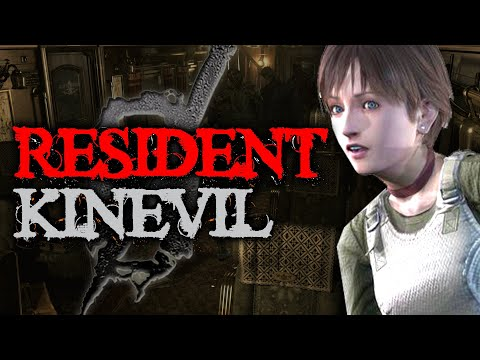 Let's Play Resident Evil 0 Part 9 – Resident Kinevil