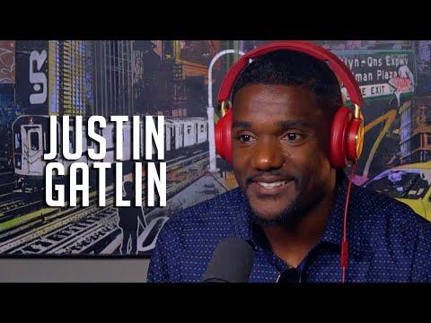Justin Gatlin Talks Olympics, #BlackLivesMatter + Usain Bolt Being Afraid of Him