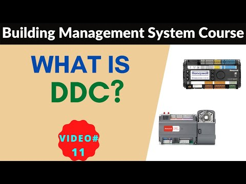 What is DDC? | Building Management System Training | BMS Training