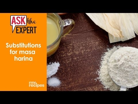 Substitutions for Masa Harina | Ask the Expert