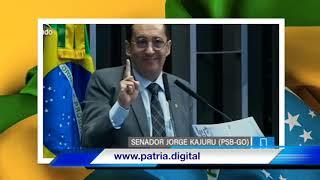 SENADOR QUESTIONA PRIVILÉGIOS DOS MINISTROS DO STF