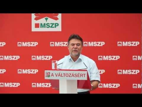 Orbán Viktor ne rontsa kijelentéseivel az ország hitelét!