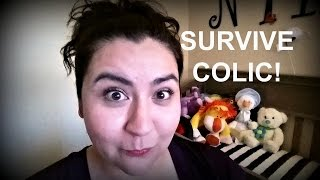 Colic :: 3 Products that helped us SURVIVE!