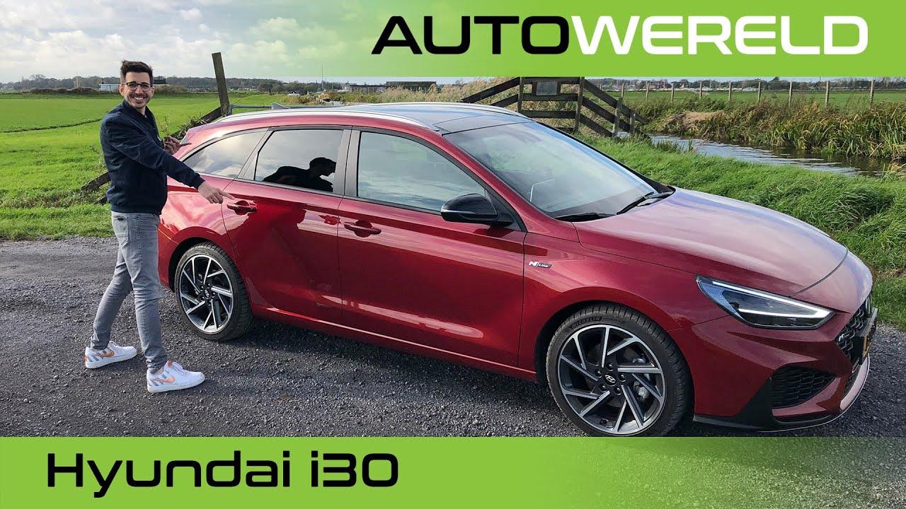 Hyundai i30 Wagon N Line met Andreas Pol