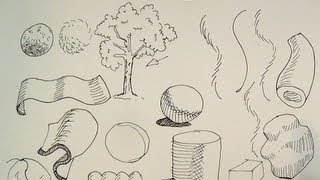 """Pen & Ink Drawing Tutorial 