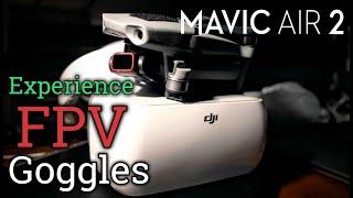 DJI Mavic Air 2 FPV Flight Mode/ Cinematic?