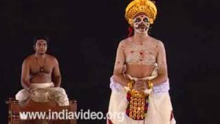 Angada doothu: a Chakyarkoothu play