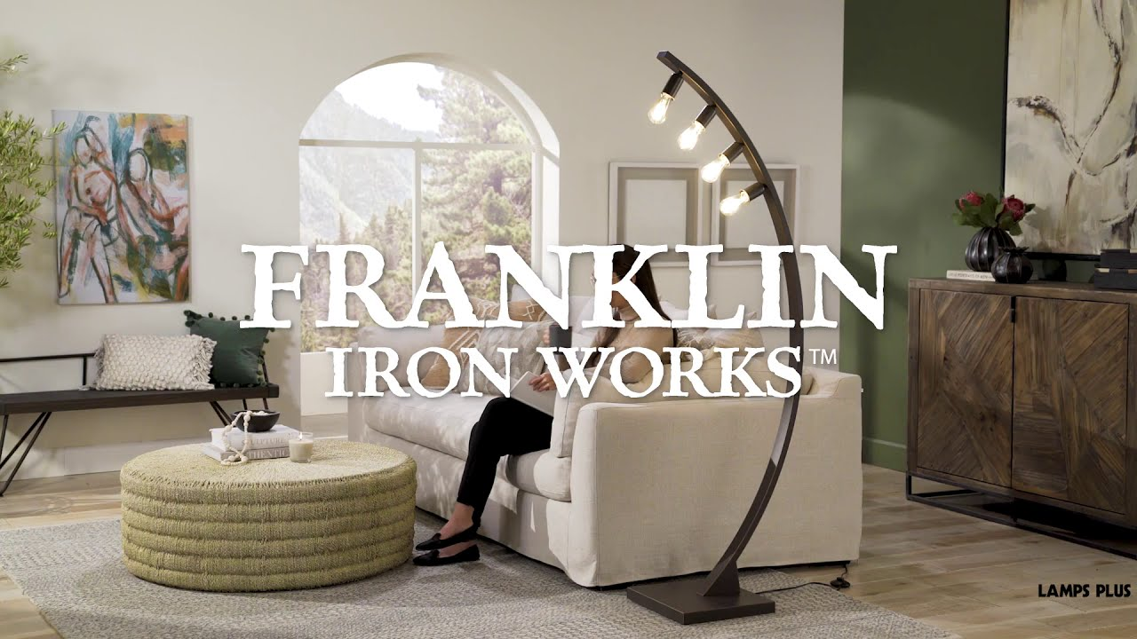 Video About the Arcos Floor Lamp