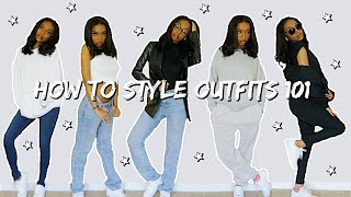 HOW TO STYLE OUTFITS TO MATCH YOUR NEW AESTHETIC! | Coco Chinelo
