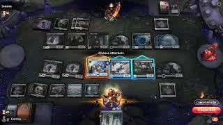 TSC LIVE HD MTGA: Magic the Gathering Online Arena : Corriea vs Sanatas