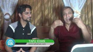 Tafu Khan is Launching his official website through Kamran Hayat CEO. Kamariiadd