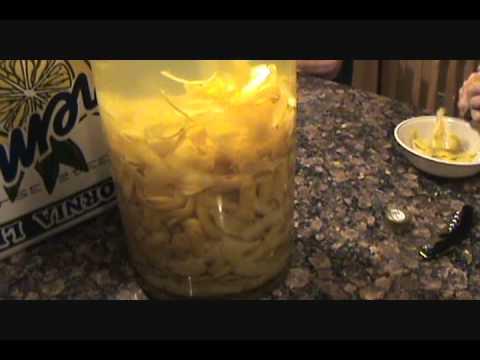 Πως να φτιάξετε σπιτικό λιμοντσέλο με συνταγή από την Σικελία