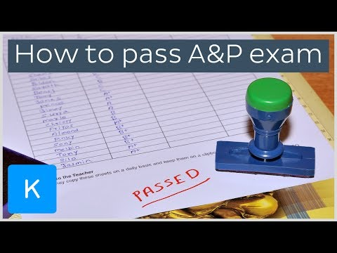 How to pass your final exam in anatomy and physiology   Kenhub ...