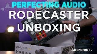 RODECaster Pro Integrated Podcast Production Console: Perfecting Audio