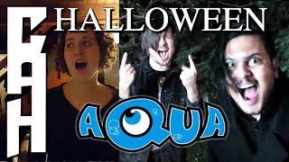 Halloween (Aqua) Metal Cover - Chris Allen Hess Feat: Saidee Purcell & Rian Cunningham