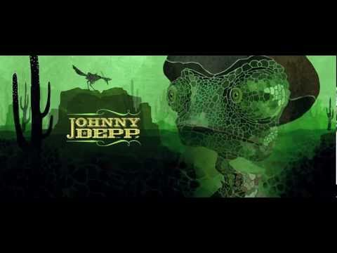 Rango - Title Sequence, End Credits