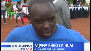 Vijana wa Eneo la Ruai wamewezeshwa kwa miradi ili wajiepushe na uhalifu