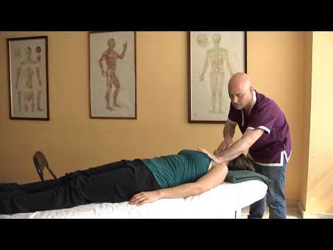 Tratamiento de la alergia a la espalda