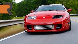 The 650 HP RB26-Powered Nissan 300ZX | A Skyline GTR's Alter Ego