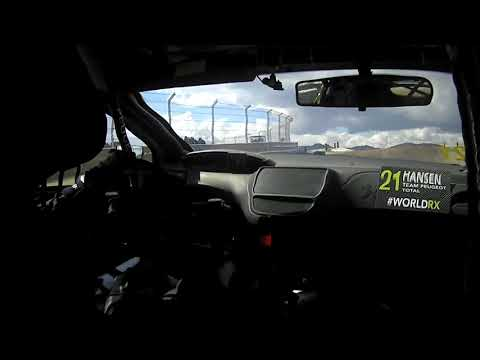 WORLD RX #2 - On Board Timmy Hasen