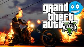 Gta 5 Mods Ultimate Ghost Rider Mod Gta 5 Ghost Rider Mod