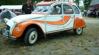 preview picture of video 'Nationale 2cv 2012 Châteaubriant.wmv'