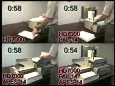 MS Book Binding Machine