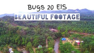 MJX Bugs 20 EIS 4K Camera - Beautiful Cinematic Footage Of Bugs 20 EIS