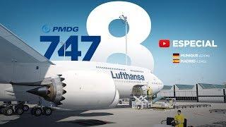 pmdg 747-8 review - मुफ्त ऑनलाइन वीडियो