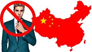 Justin Bieber Is Banned From China