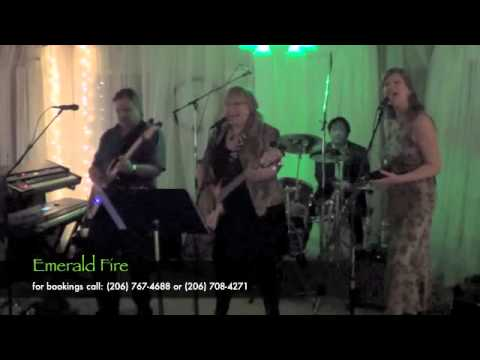 Emerald Fire (band) cover medley 11/11/2012