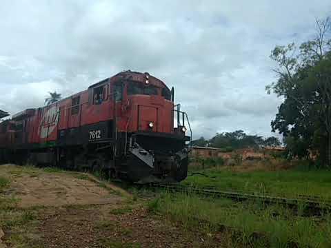 Quarteto de  c307 ALL,trem