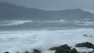 preview picture of video 'Cook Strait Storm 2'