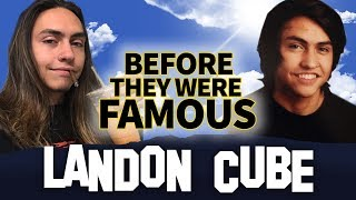 LANDON CUBE | Before They Were Famous | Drive My Car