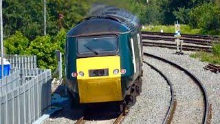Trains @ Filton Abbey Wood - 24/08/19