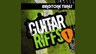 China Grove (Guitar Riff)