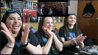 JONAS BROTHERS SUCKER MUSIC VIDEO REACTION
