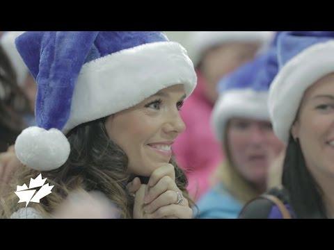 Vánoční překvapení od WestJet