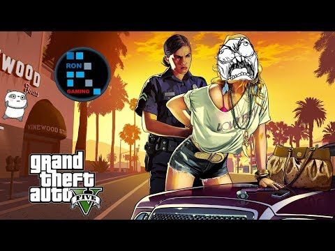 [Hindi] GRAND THEFT AUTO V   LET'S HAVE SOME FUN#10