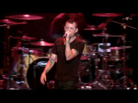 Dead By Sunrise - Crawl Back In (Live mtvU Ulalume Festival 23.10.2009)