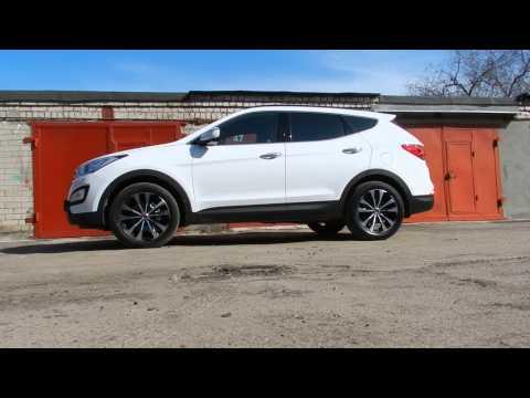 Hyundai Santa Fe 2013 (R19 Wheels)