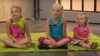 L'activité physique chez les enfants