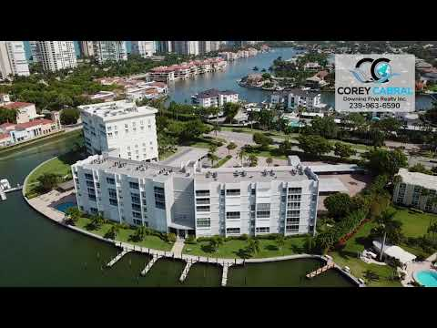 Park Shore Pelican Point Real Estate Flyover in Naples, Florida